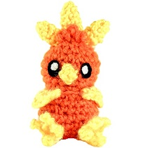 Pokemon Amigurumi – Torchic