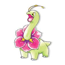 Worst Starter Pokemon - Meganium