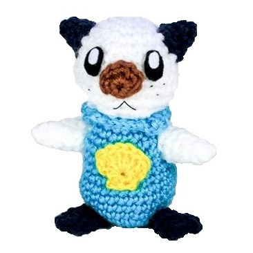 Pokemon Amigurumi – Oshawott