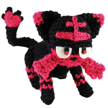 Crochet Litten