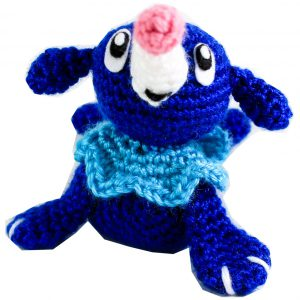 Pokemon Amigurumi – Popplio