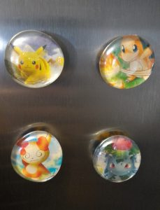 pokemon fridge magnets