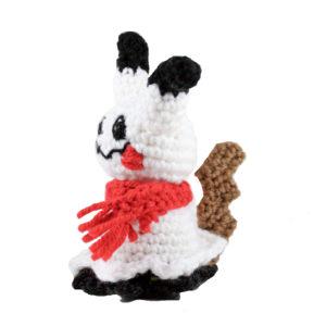 White Crochet Mimikyu