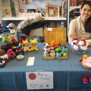 Pokemon Amigurumi Craft Vendor – Take 1
