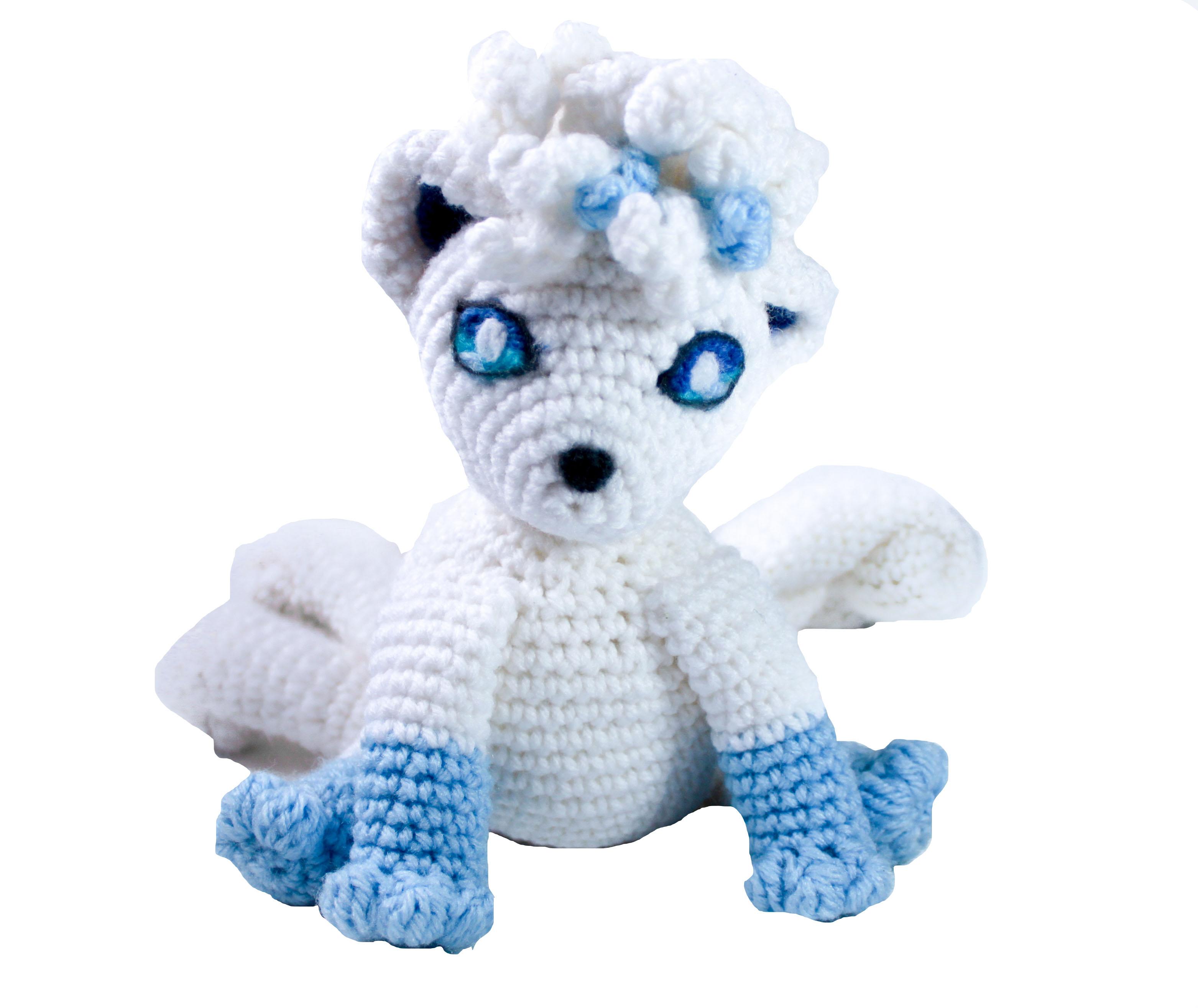 Crochet Vulpix Pattern