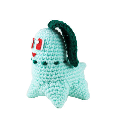 Pokemon Amigurumi – Chikorita