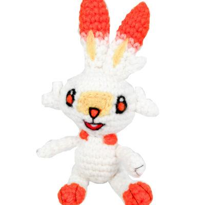 Pokemon Amigurumi – Scorbunny