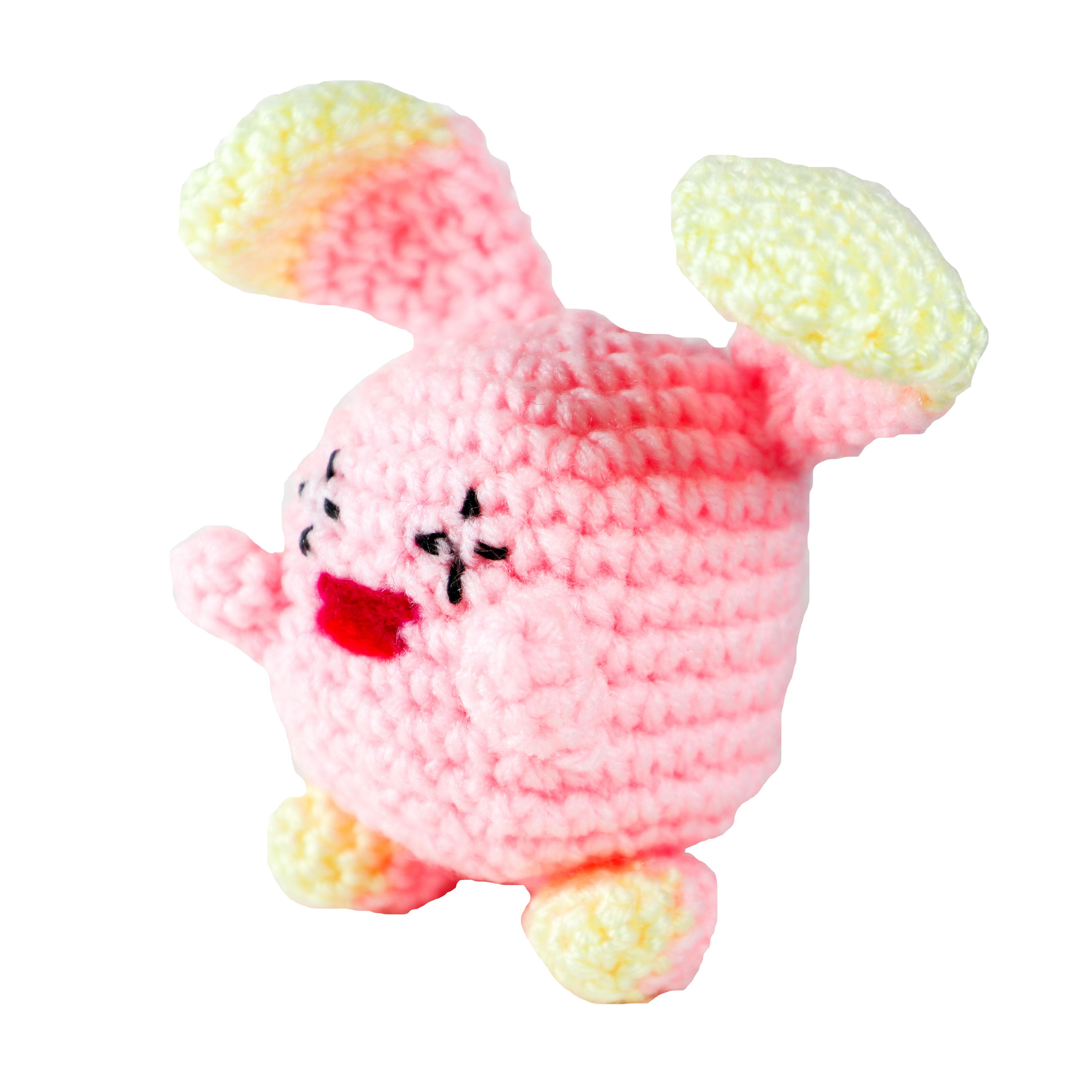 pokemon amigurumi Whismur