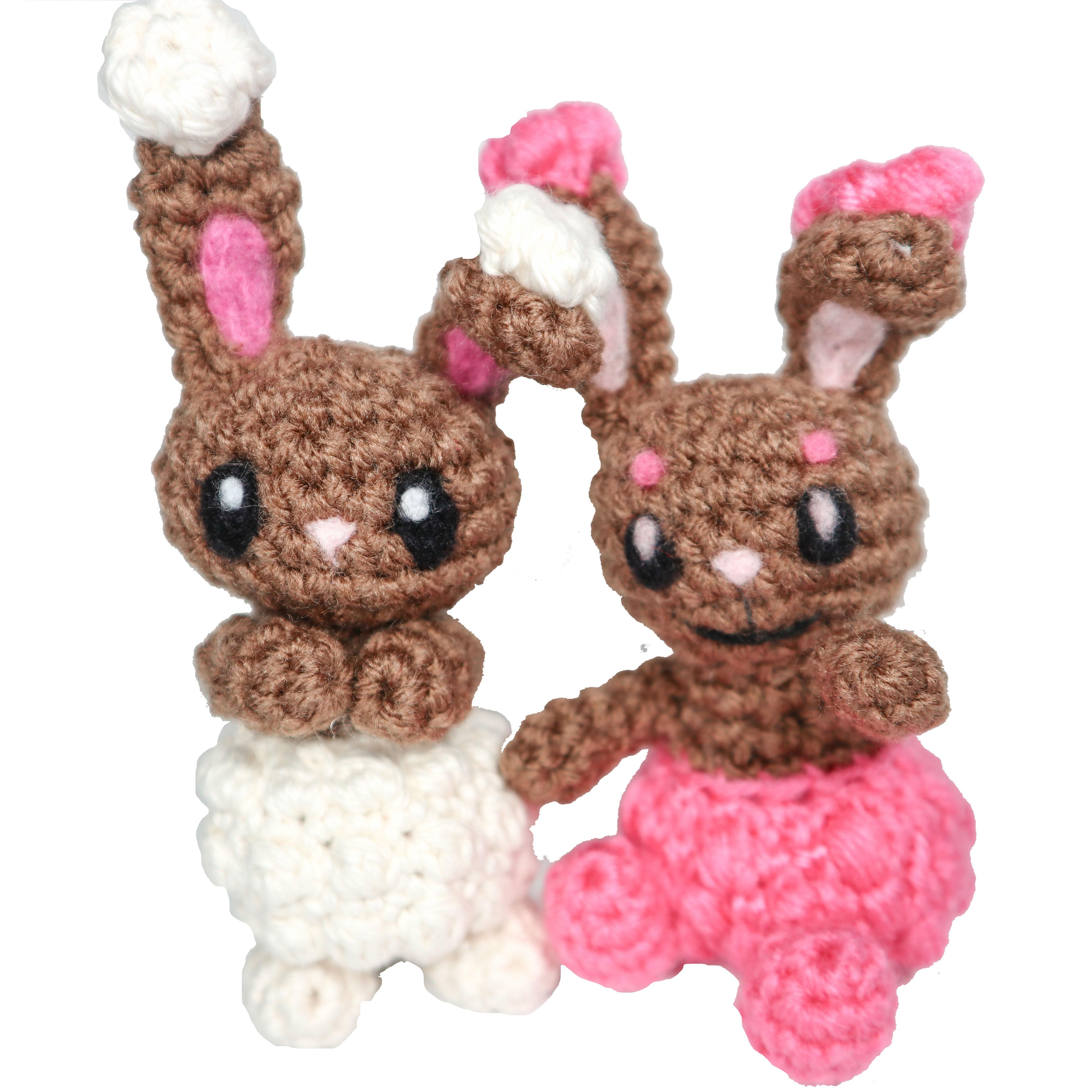 Crochet Buneary Pattern