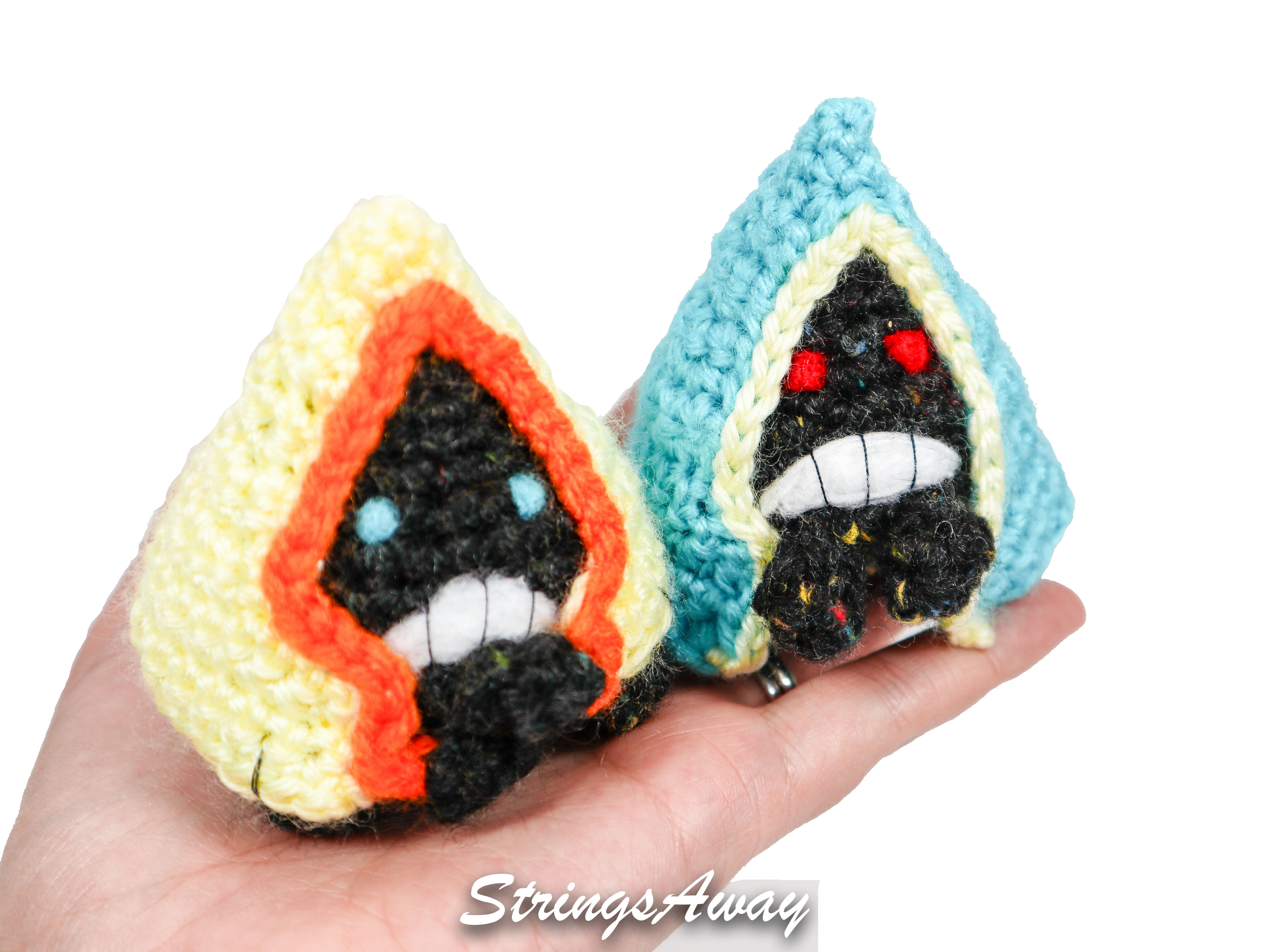Crochet Snorunt Pattern
