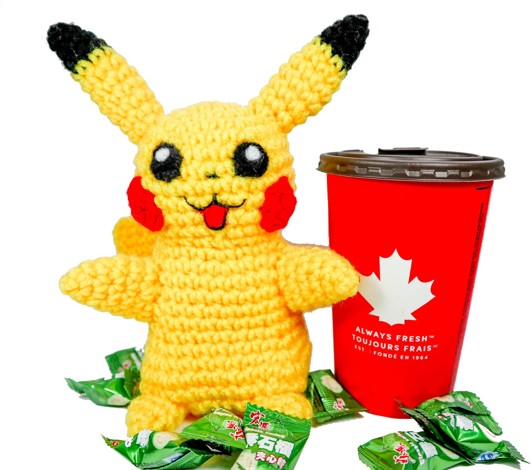 Pikachu Tim Hortons
