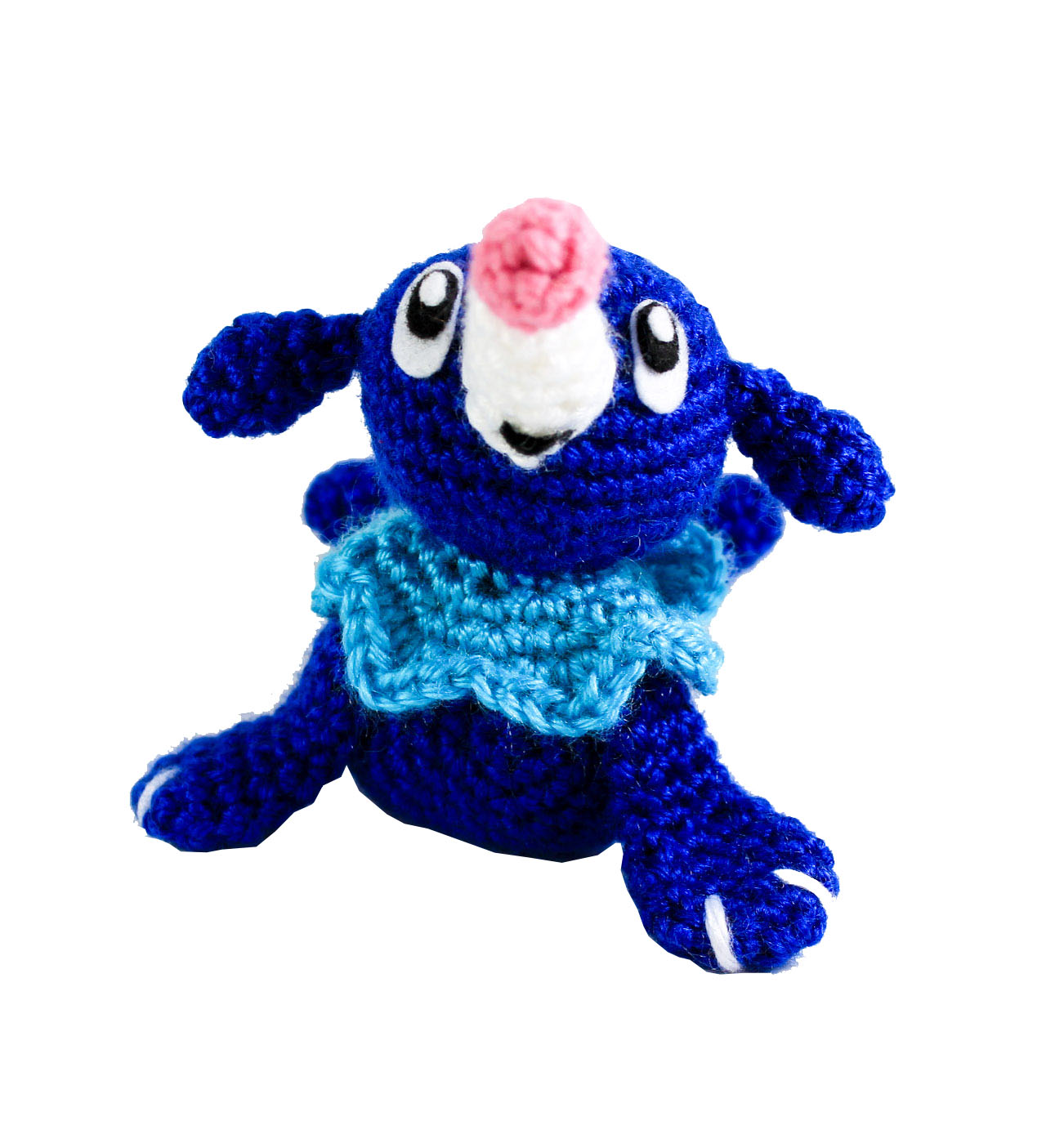 Crochet Popplio Pattern