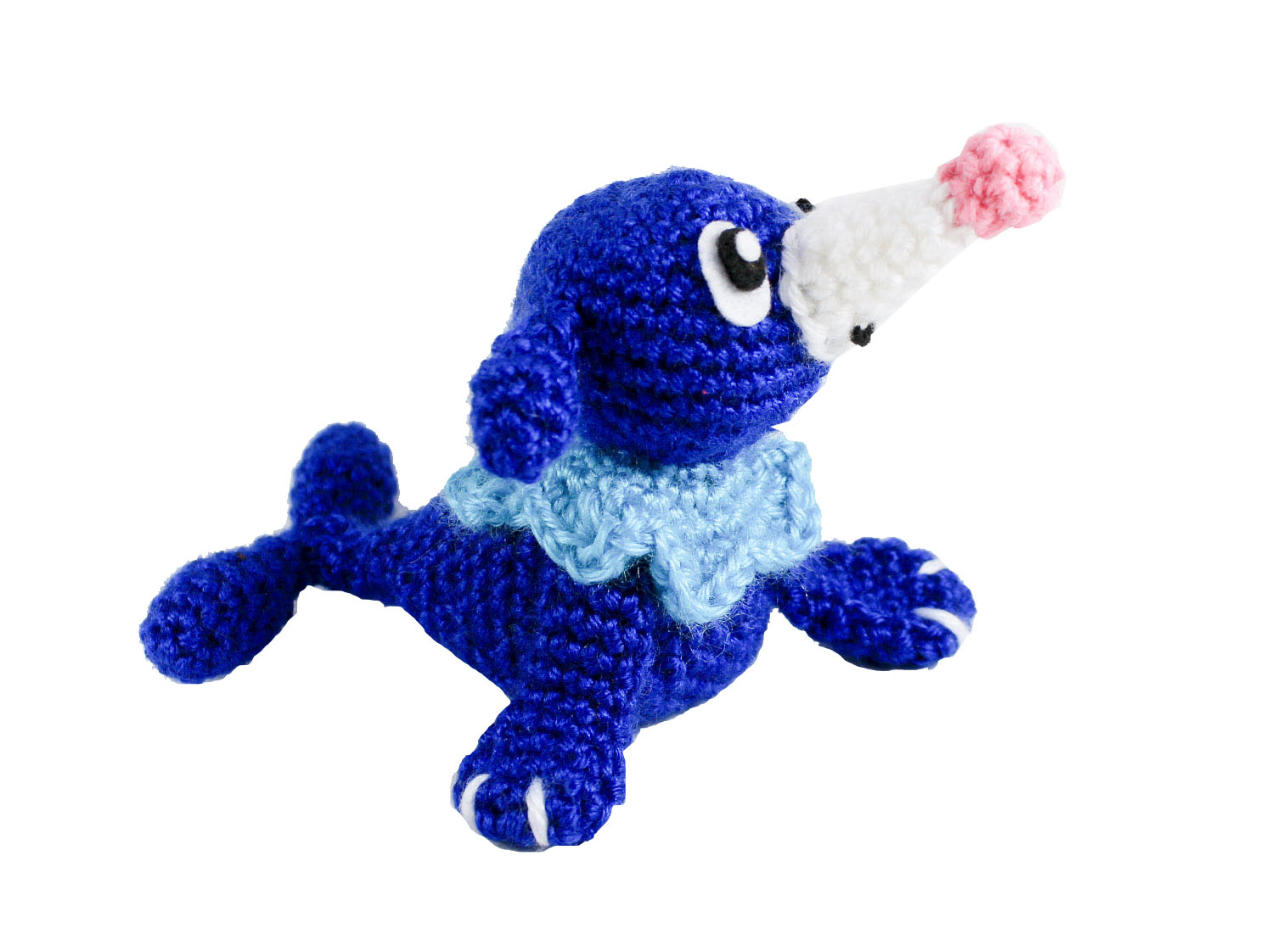 pokemon amigurumi Popplio