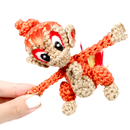 Crochet Chimchar