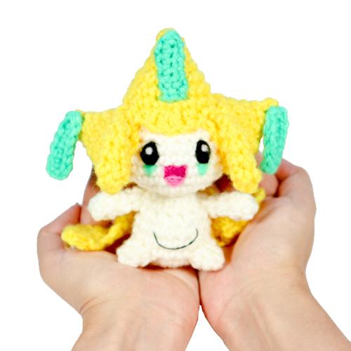 Crochet Jirachi