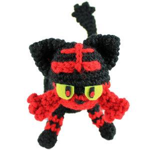 Pokemon Amigurumi – Litten
