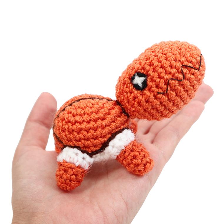 Trapinch Crochet Amigurumi