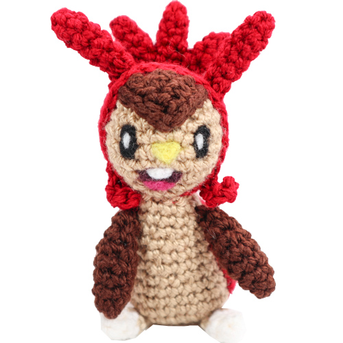pokemon amigurumi Chespin