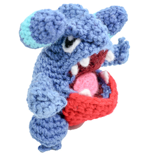 pokemon amigurumi Gimble
