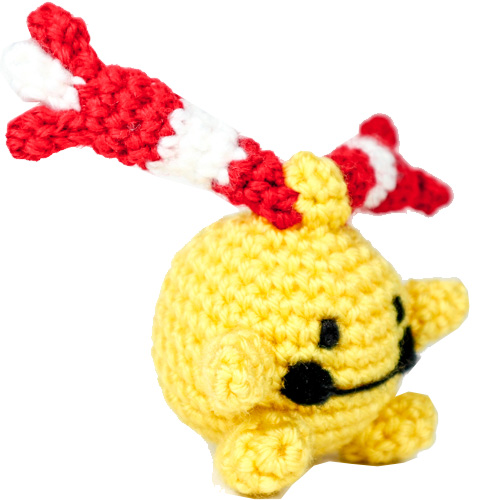 pokemon amigurumi Chingling