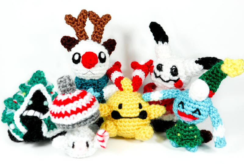 Chingling Crochet Amigurumi