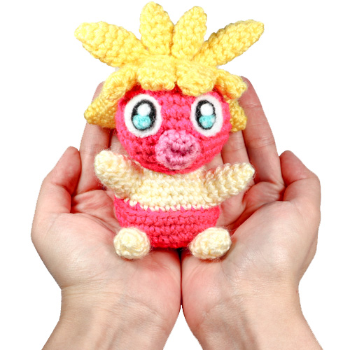 pokemon amigurumi Smoochum