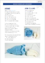 Sandslash Crochet