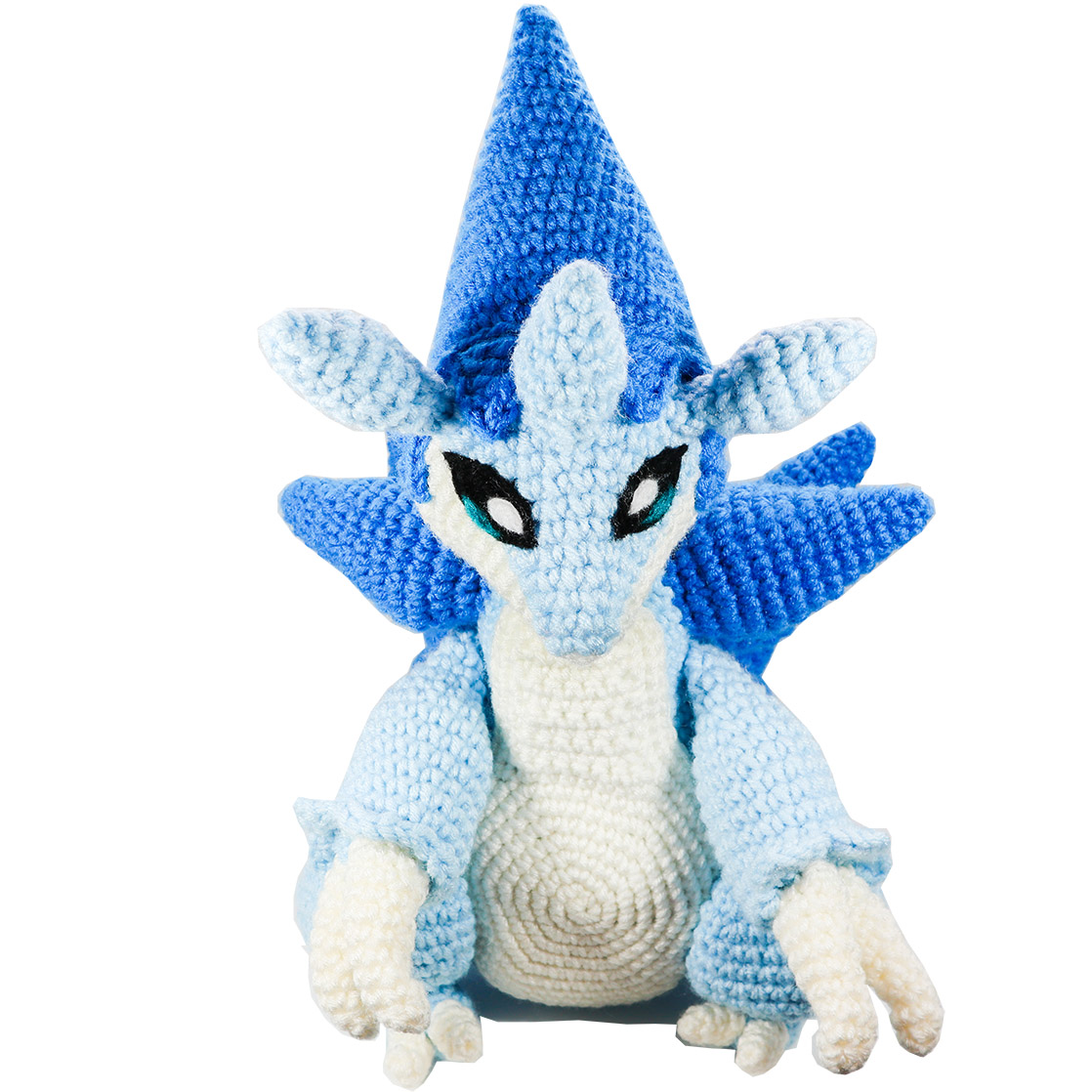 Pokemon amigurumi Sandslash