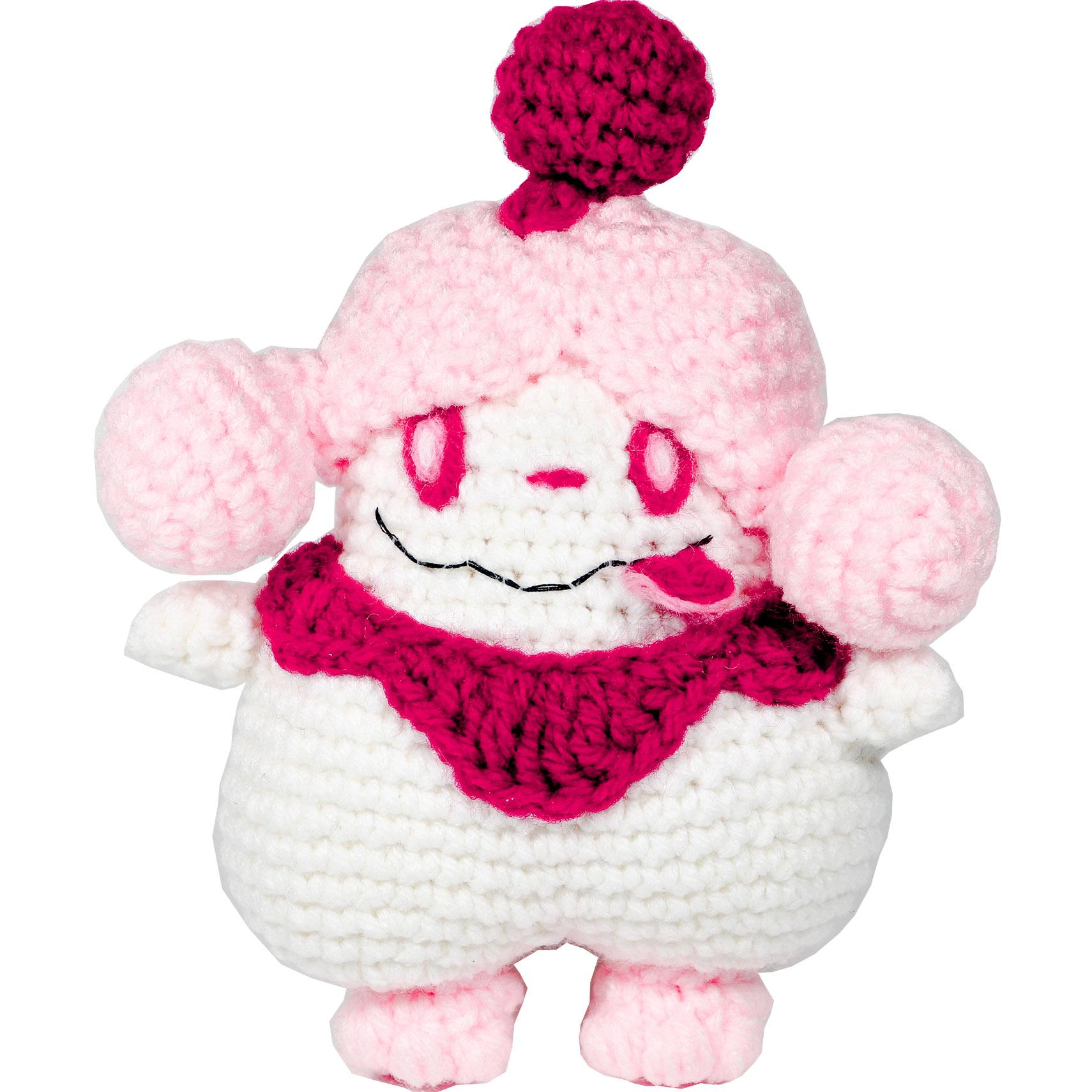 Crochet Slurpuff Pattern