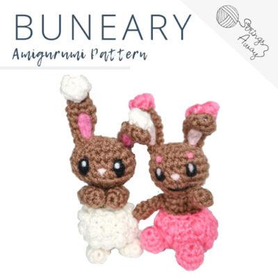 Pokemon Amigurumi Pattern – Buneary
