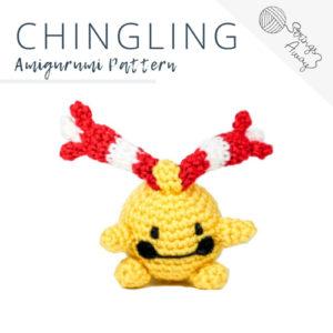 Pokemon Amigurumi Pattern – Chingling