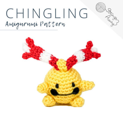 Pokemon Amigurumi Pattern – Chingling
