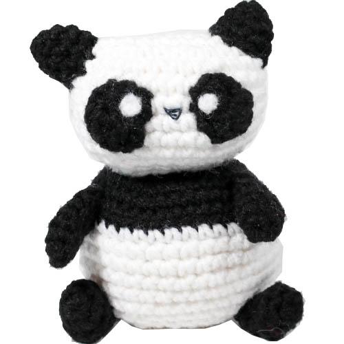 Panda | Lanas y Ovillos | 500x500