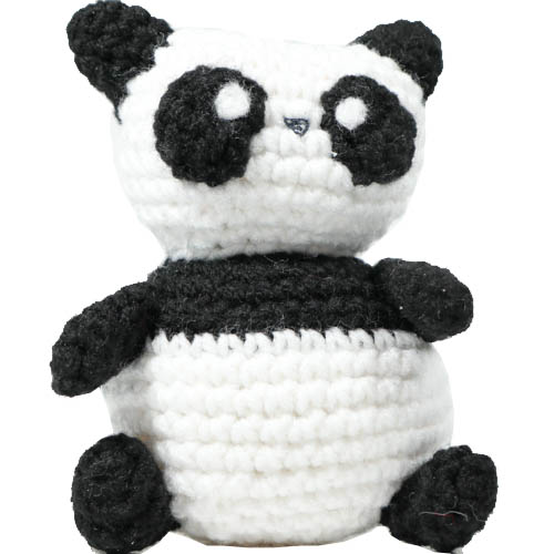 Fat Little Panda Amigurumi