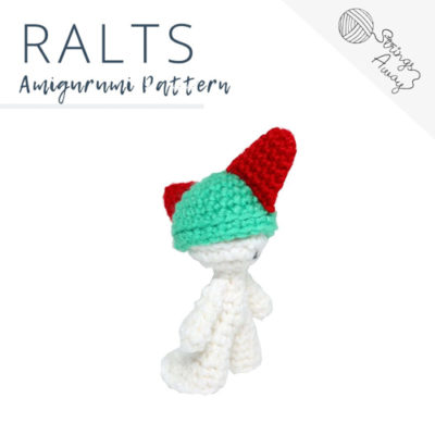 Pokemon Amigurumi Pattern – Ralts
