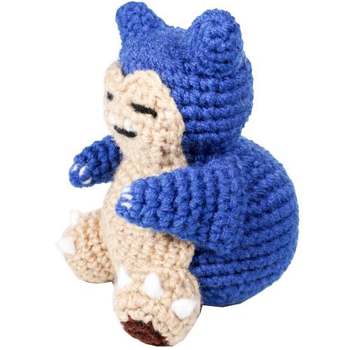 pokemon amigurumi Snorlax