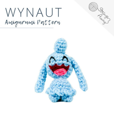 Pokemon Amigurumi Pattern – Wynaut