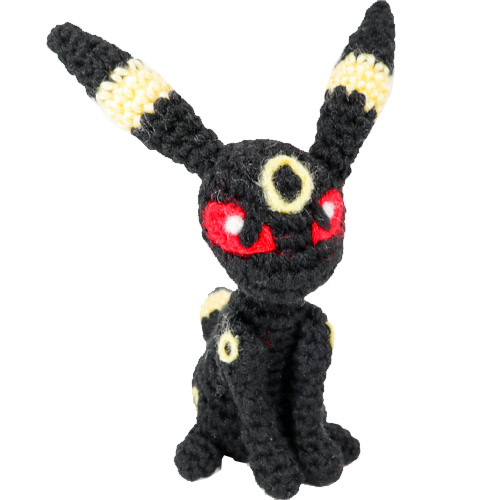 Mini Umbreon Amigurumi Pattern
