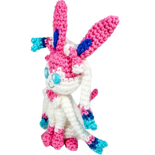 pokemon amigurumi Sylveon