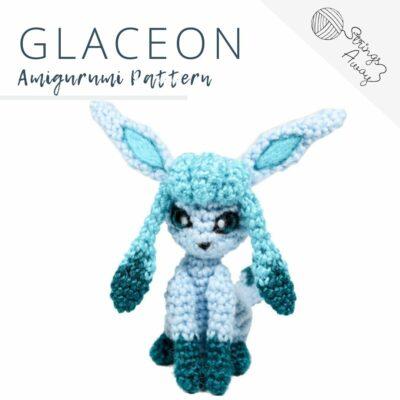 Pokemon Amigurumi Pattern – Glaceon